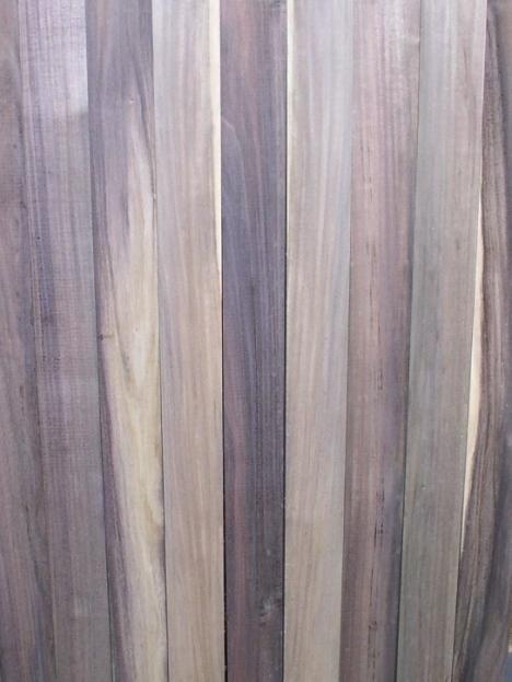 Blue mahoe lumber
