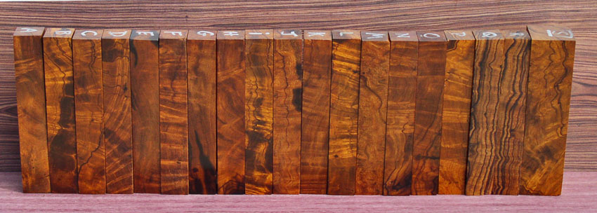 Desert Ironwood From Griffin Exotic Wood