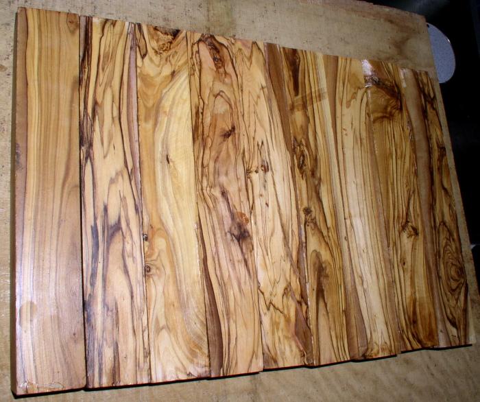 olive wood lumber